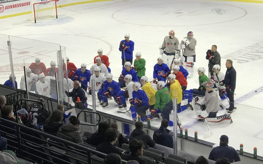 USA Can Win Group B at World Junior Championship with Regulation Win Over Sweden
