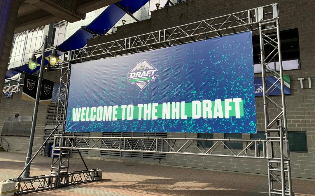 How has the pause affected scouting the 2020 NHL Draft?