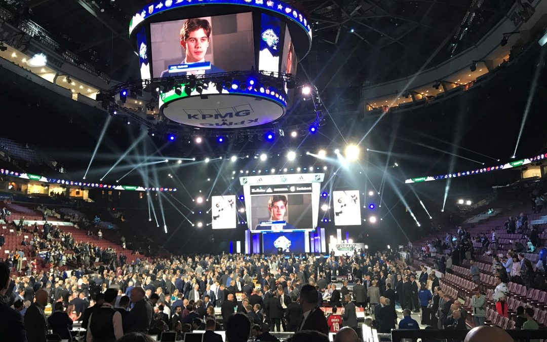 Armed with new scouts, Ricky Olczyk says Kraken will need to 'read and react' to 2021 NHL Draft challenges