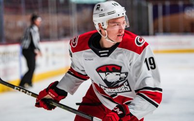 Which rookie will win the NHL's 2020-2021 Calder Trophy?