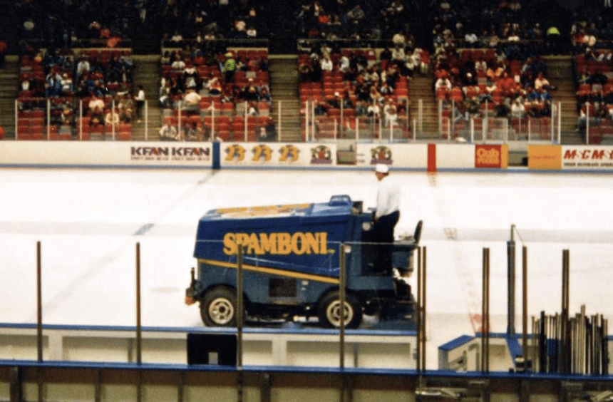 Sound of Hockey Episode 77 – The SPAMboni – Featuring Mike Snee of College Hockey Inc.