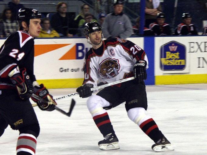 Puget Sound's last pro hockey team, the Tacoma Sabercats, didn't last long but won big