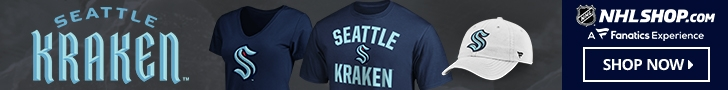 Shop the latest in Seattle Kraken gear at NHLshop.com