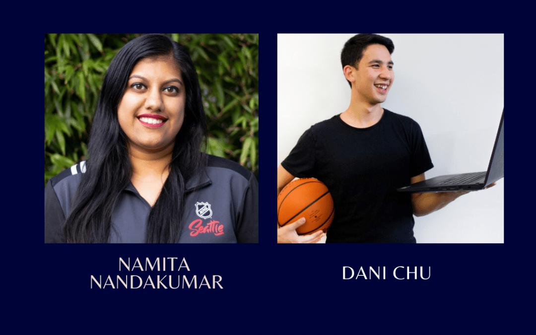 Sound of Hockey Episode 109 – Featuring the Seattle Kraken Braintrust – Namita Nandakumar and Dani Chu