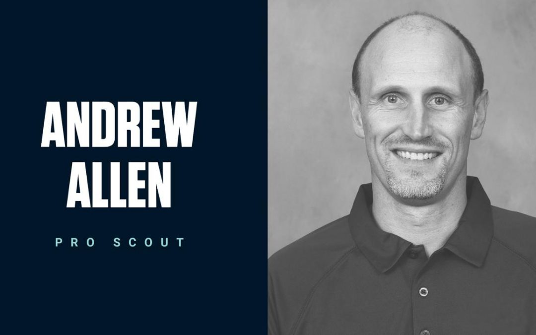 Sound of Hockey Episode 110 – Featuring Seattle Kraken Pro Goalie Scout Andrew Allen