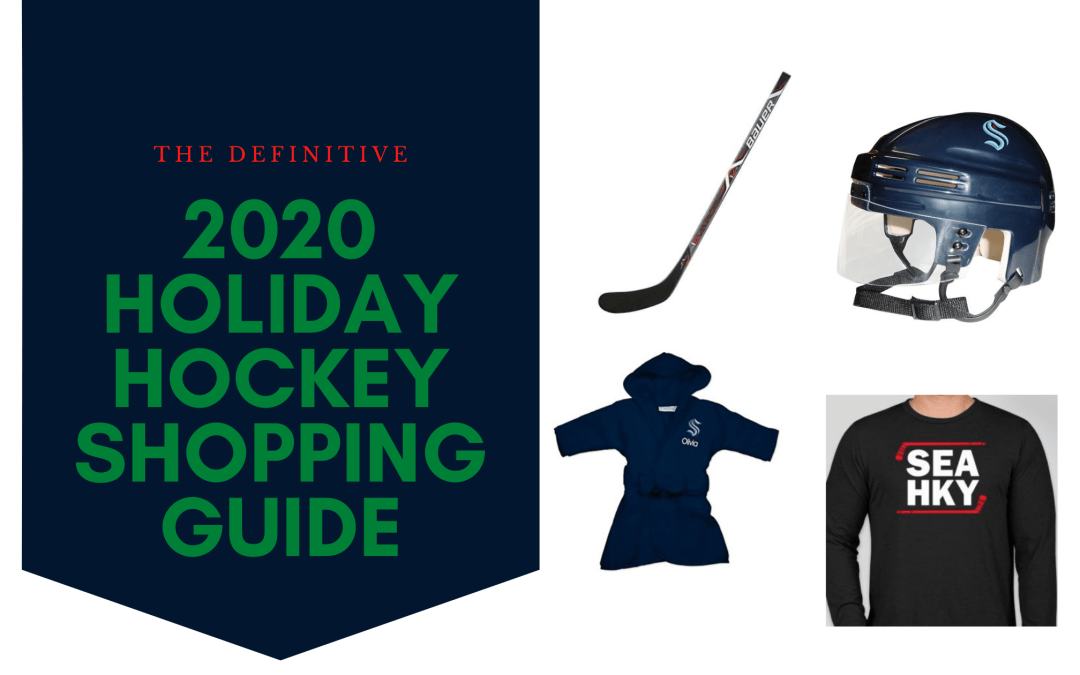 The Definitive Seattle Hockey Shopping Guide