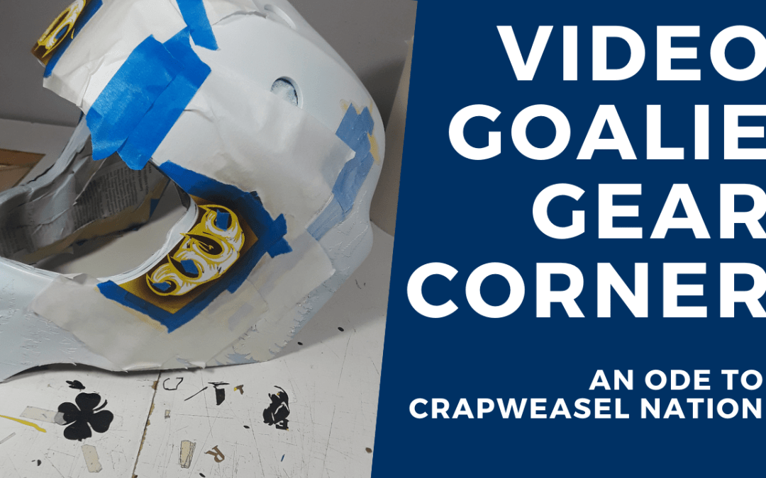 Goalie Gear Corner Video Segment