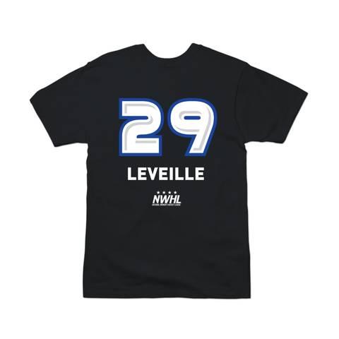 NWHL Minnesota Whitecaps Amanda Leveille