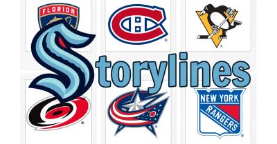 Seattle Kraken storylines for the NHL Season (Part 1)