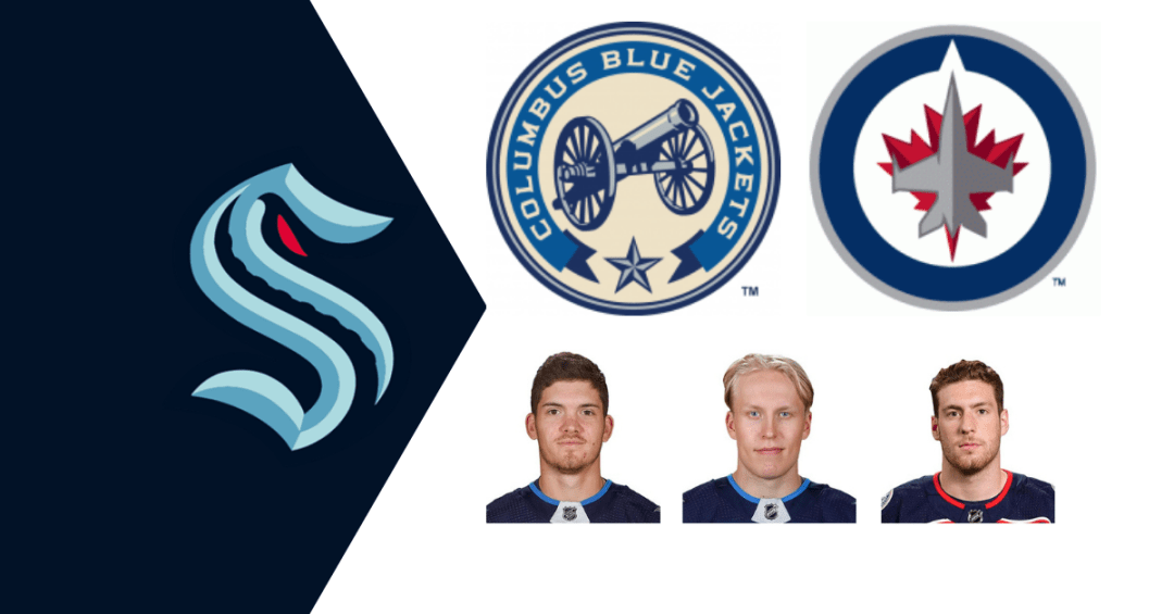 How the Laine-Dubois trade will impact Seattle Kraken Expansion Draft