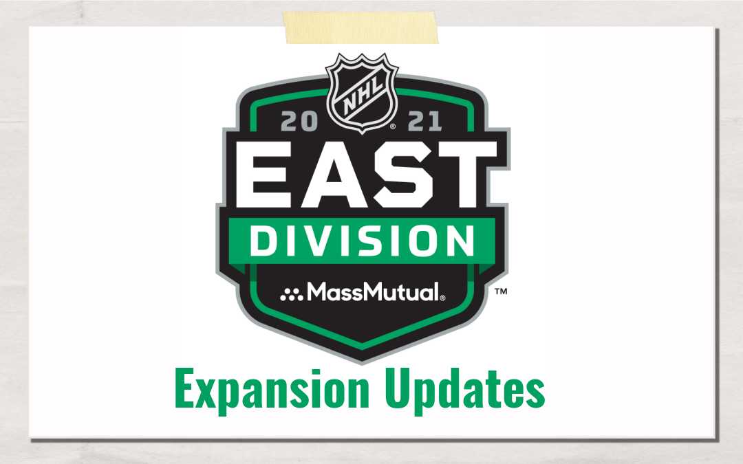 Seattle Kraken Expansion Draft projections for the MassMutual East