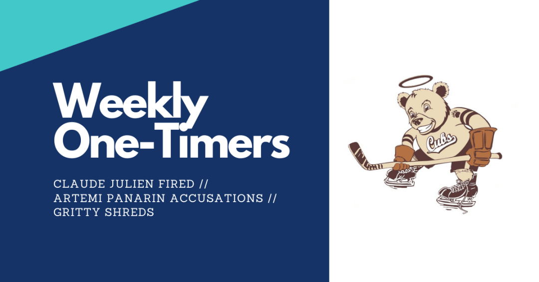 Weekly One-Timers 2-26-21