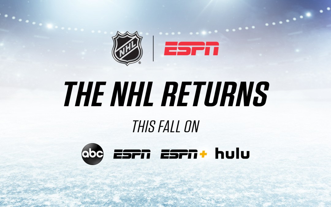 10 reasons why the NHL/ESPN deal is big for hockey