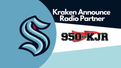 Seattle Kraken announce 950 KJR AM as flagship radio partner