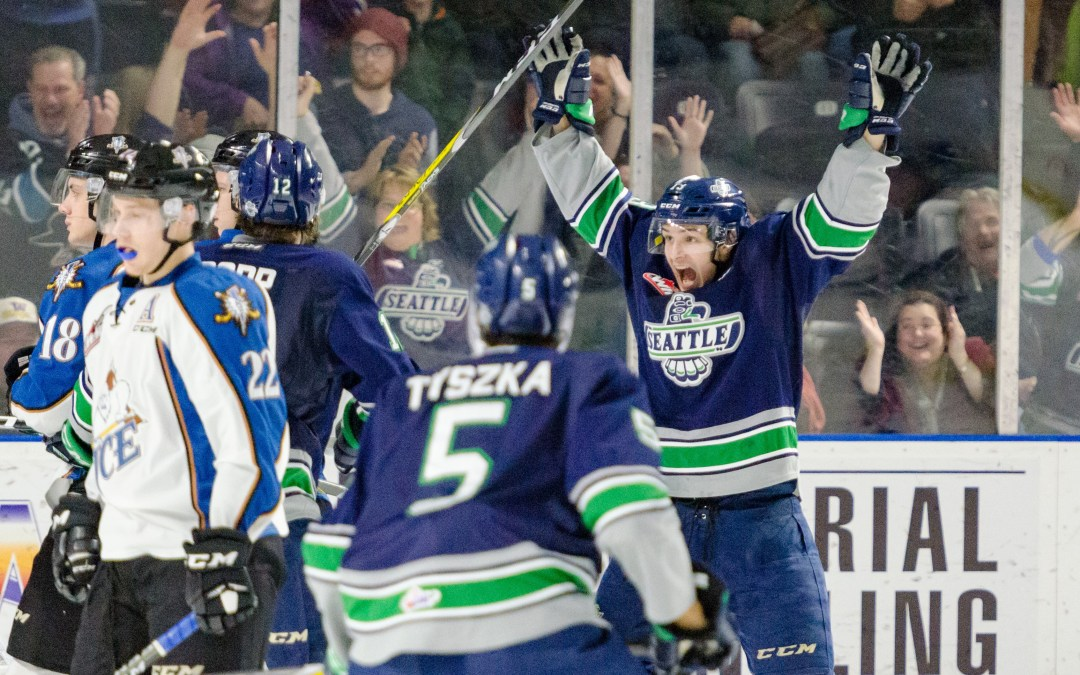 An oral history of the Seattle Thunderbirds 2017 WHL Championship season: Part one