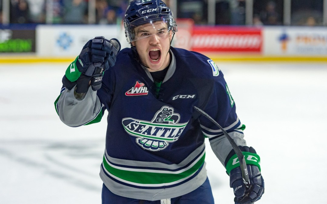 An oral history of the Seattle Thunderbirds 2017 WHL Championship Season: Part 2, the playoffs