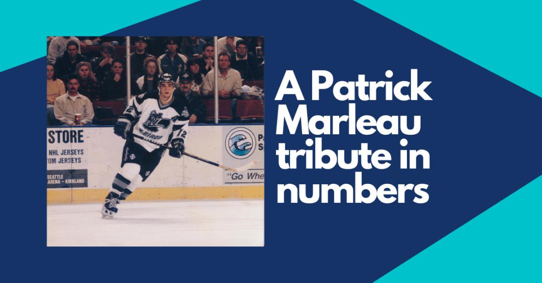 A Patrick Marleau tribute in numbers