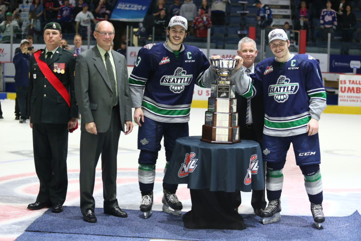 An oral history of the Seattle Thunderbirds 2017 Championship Season: Part 3, the final series