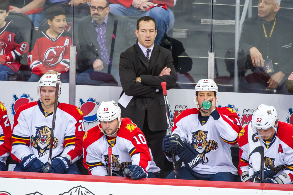The case for Kevin Dineen to be the first head coach of the Seattle Kraken