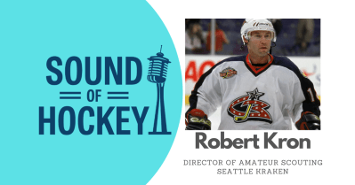 Sound Of Hockey Podcast Ep. 137 – with Robert Kron