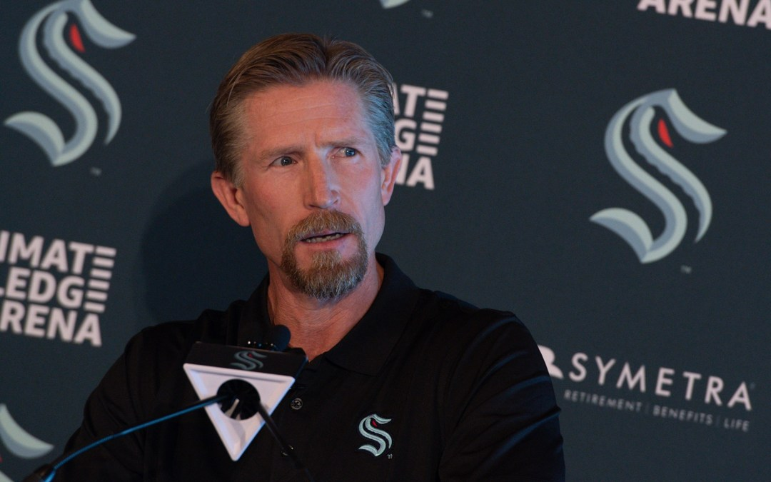 Dave Hakstol hired as first head coach for the Seattle Kraken