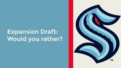 Expansion Draft selections: Would you rather?