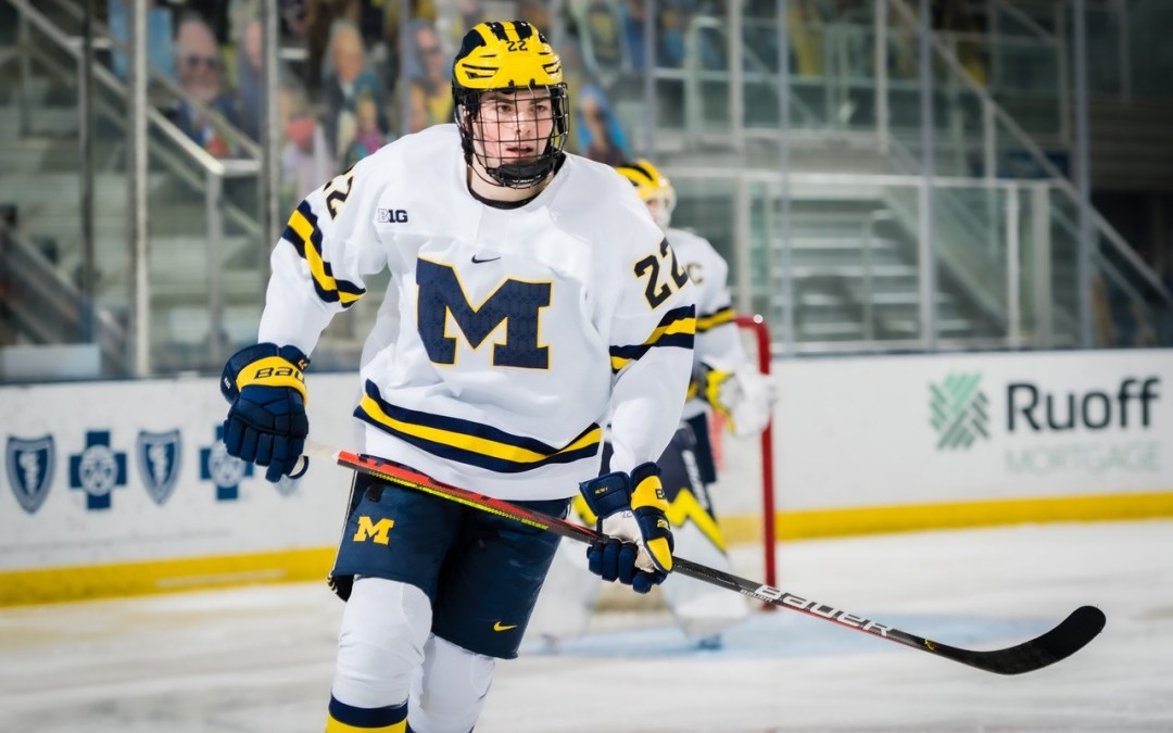 Owen Power is an option for the Seattle Kraken at second pick in the NHL Draft