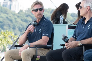 Sound Of Hockey Podcast Ep. 148 – Featuring Seattle Kraken head coach Dave Hakstol