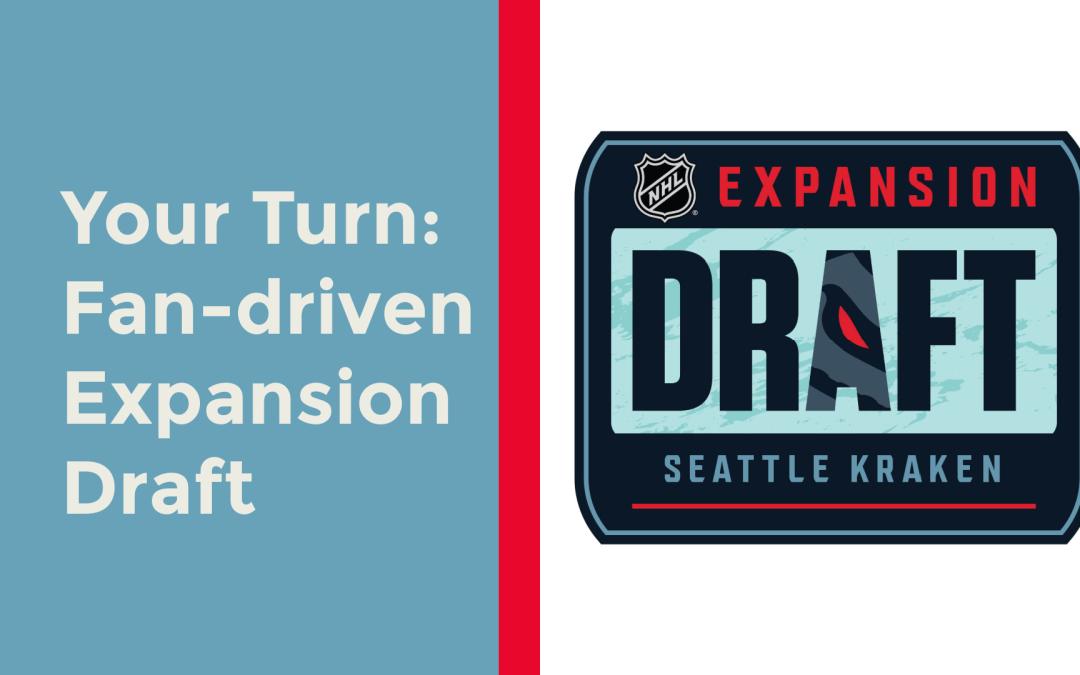Fan-driven mock Seattle Expansion Draft