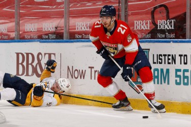 From Stockholm to Seattle, Alex Wennberg excited for challenge with Kraken