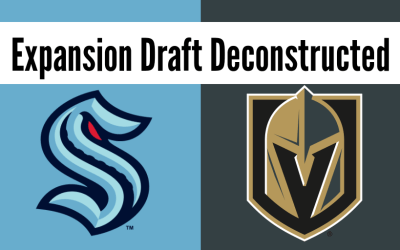Deconstructing the Expansion Draft: Vegas versus Seattle
