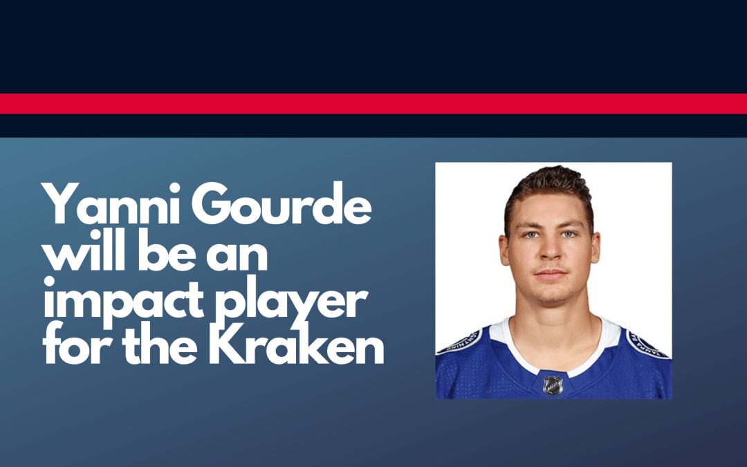 Yanni Gourde, impact player