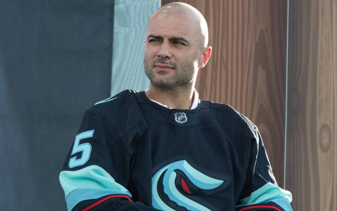 Two bombshells: Kraken have five in Covid protocol, name Giordano captain