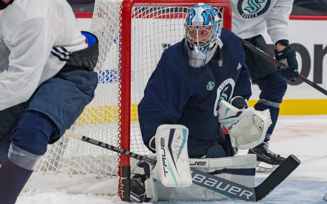 Which Seattle Kraken players could be representing their home countries at the 2022 Winter Olympics?