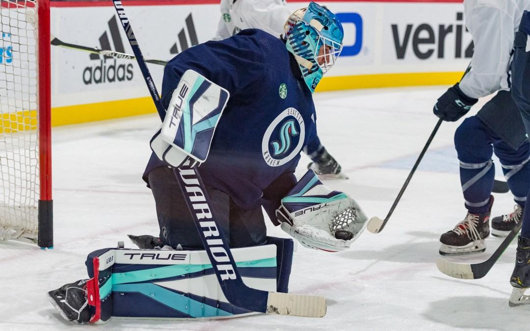 Three takeaways from a 6-0 Seattle Kraken shellacking by the Edmonton Oilers