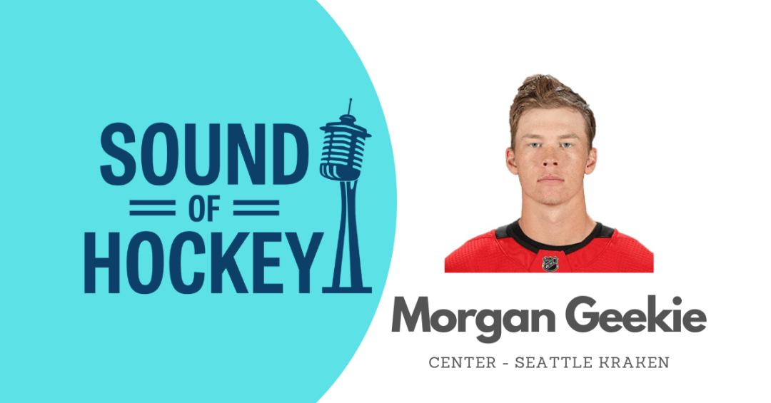 Sound Of Hockey Ep. 153 – You Can't Out-Pizza the Hut – With Morgan Geekie